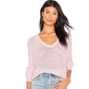 NWT Free People Thien's Hacci Sweater S